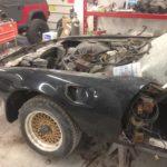 Car Engine Restoration