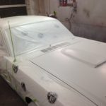 Prepping a Car for Paint
