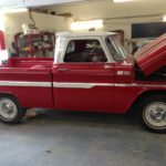 Truck Restoration and Detailing