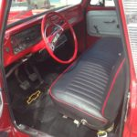 Vehicle Interior Restoration