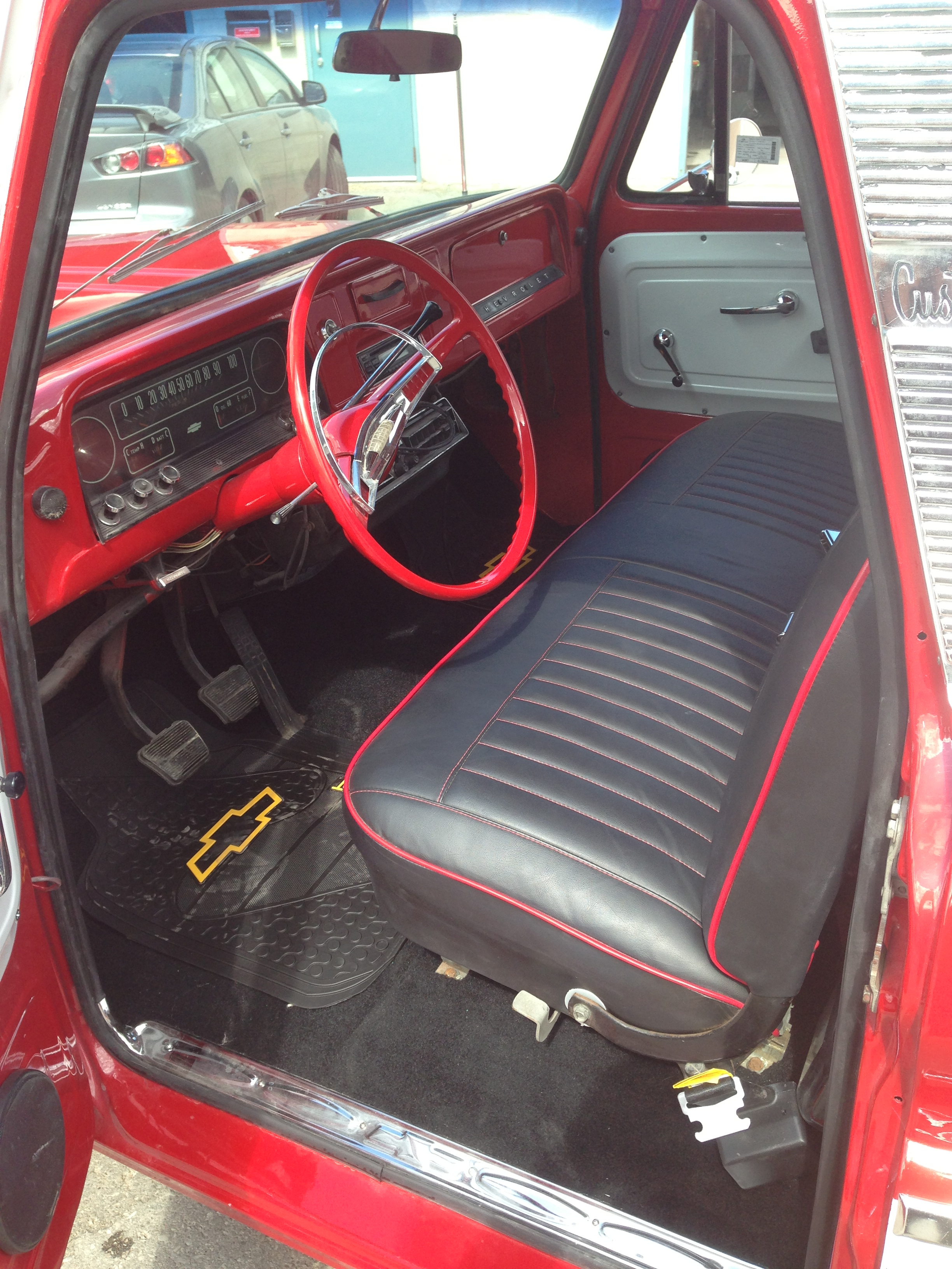 Vehicle Interior Restoration Simcoe Auto Collision
