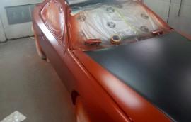 Vehicle Painting
