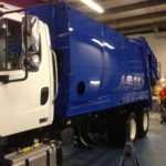 Industrial Vehicle Painting