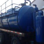 Tanker Truck Painting